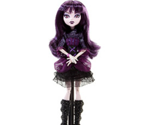 doll, monster high, and elissabat image