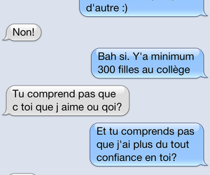 conversation, ex, and french image