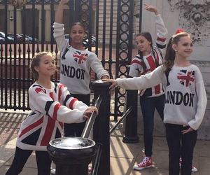 dance moms, maddie ziegler, and london image