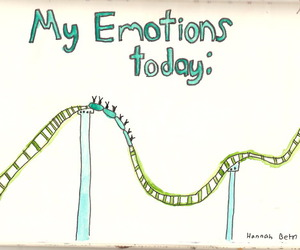 emotions, today, and quote image