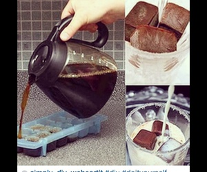 diy, how to, and iced coffee image