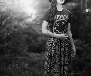 hipster, nirvana, and photography image