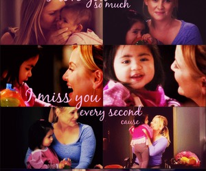 I Love You, sofia, and grey's anatomy image