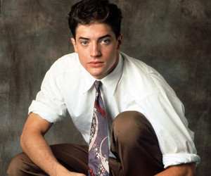 1992, Brendan Fraser, and Hot image
