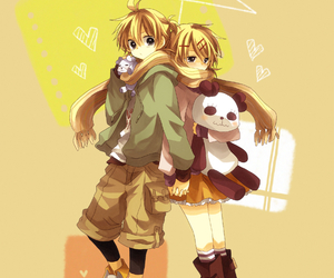 vocaloid and rin image