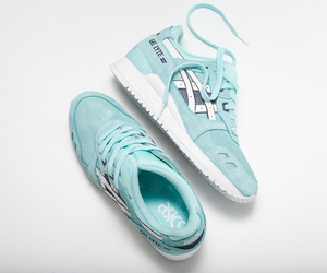 shoes, asics, and sneakers image