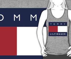 hilfiger, tank, and tommy image