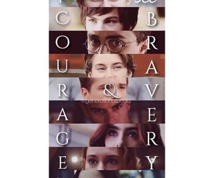 books, bravery, and courage image