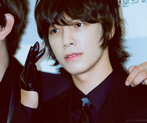 donghae, super junior, and choi eun wook image