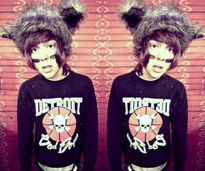 christofer drew, boy, and never shout never image