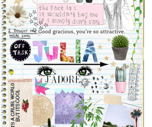 cacti, Collage, and perf image