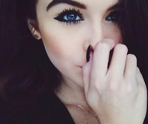 beautiful, acacia, and eyes image