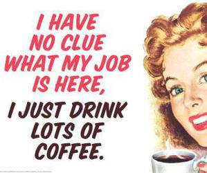 coffee, funny, and funny quotes image