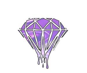 diamond, overlay, and tumblr image