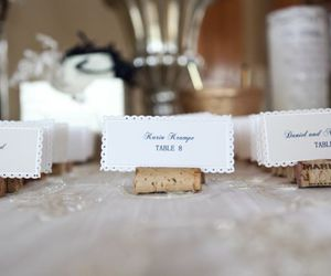 wedding place cards image