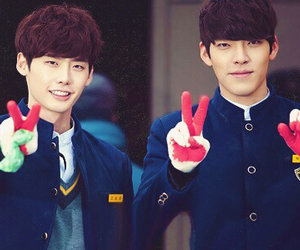 lee jong suk, school 2013, and lee jongsuk image