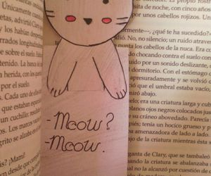 libros, meow, and wow image