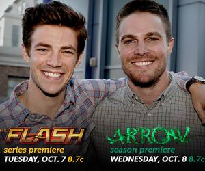 the flash and arrow image