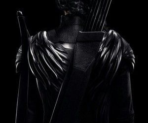 the hunger games, thg, and katniss everdeen image