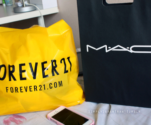 forever 21 and mac image