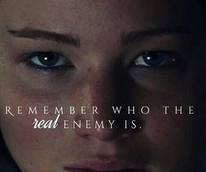 book, remember, and katniss everdeen image