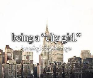 city girl, just girly things, and new york image