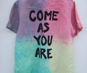 grunge, nirvana, and come as you are image