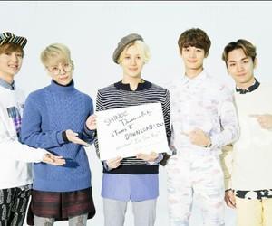 Jonghyun, Minho, and Onew image