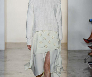 fashion, nyfw, and Peter Som image