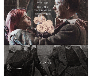 harry potter, remus lupin, and true love image