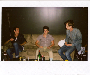 a rocket to the moon, john ohh, and o'callaghan image