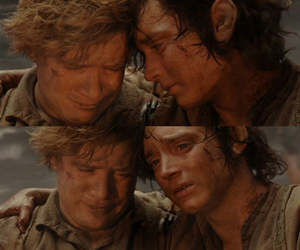 LOTR, the lord of the rings, and frodo baggins image