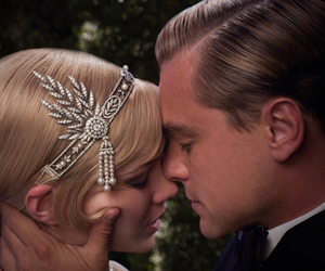 leonardo dicaprio, movie, and the great gatsby image
