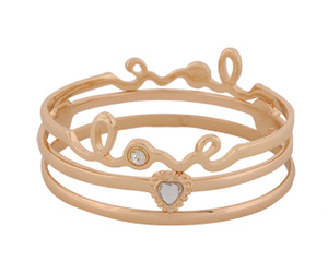 accesories, bangles, and bracelet image