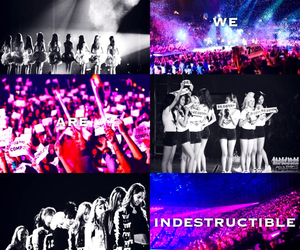 kpop, snsd, and indestructible image