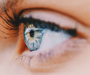 beauty, eyes, and indie image