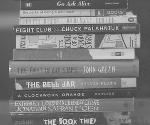 book, read, and fight club image