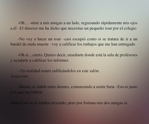 frases, romance, and historia image