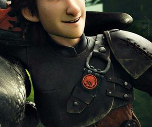 hiccup, Hot, and httyd image
