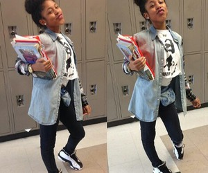 school, ootd, and clothes image