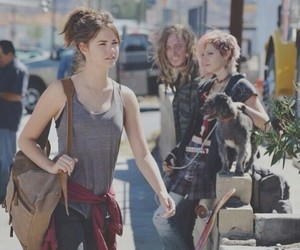candid and maia mitchell image