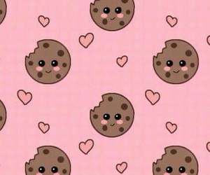 Cookies, background, and wallpaper image