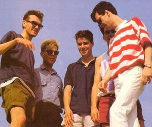 johnny marr, morrissey, and craig gannon image