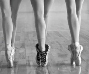 ballet, converse, and inspiracion image