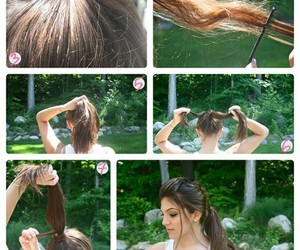 hair and hair styles image