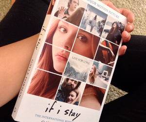 dvd and if i stay image