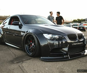 bmw, car, and dropped image