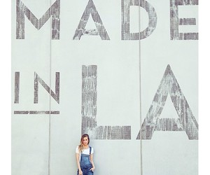 denim, dungarees, and los angeles image