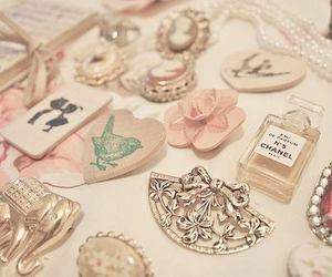 vintage, chanel, and pink image