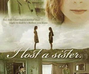 harry potter, sisters, and lily potter image